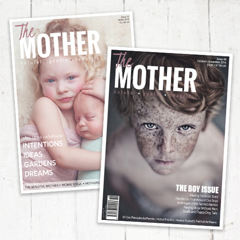 The Mother Back Issues
